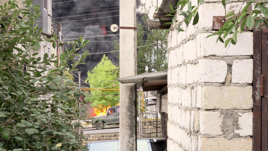 Разведка доложила: в Карабах прибыли террористы из Сирии и Ливии