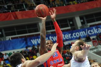 Баскетболисты ЦСКА постараются не отстать от «Барселоны»