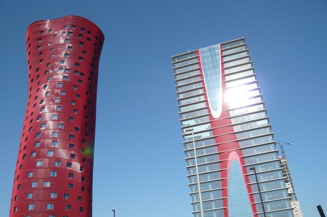 Отель Порта-Фира, Барселона