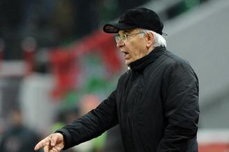 Команда Гаджи Гаджиева безвольно проиграла «Мордовии»