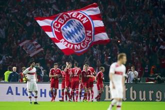 «Бавария» выиграла все в этом клубном сезоне