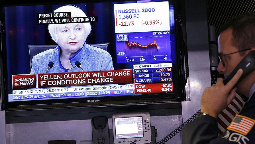 Доллар готовится к разгону