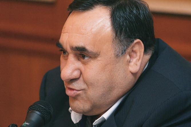 Василий Тарасюк на III Международной конференции «Шельф России: бизнес-аспекты освоения нефтегазовых месторождений», 2006 год