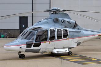 Вертолет Eurocopter EC155B1 производства Airbus helicopters
