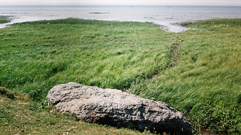 «Синий камень» на берегу Плещеева озера