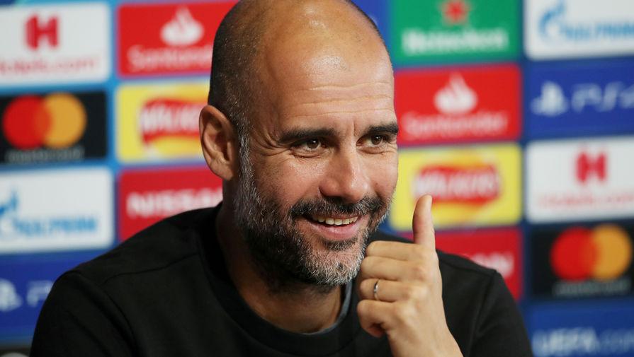 Гвардиола прокомментировал победу над ПСЖ в полуфинале Лиги чемпионов