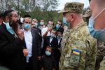 Ситуация напункте пропуска «Новые Ярыловичи»—«Новая Гута» междуУкраиной и Белоруссией, 14 сентября 2020 года