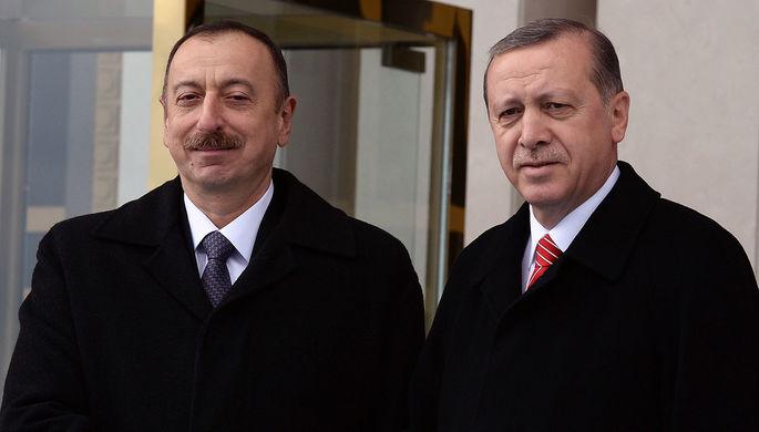 «Парад победителей»: Эрдоган приехал в Баку