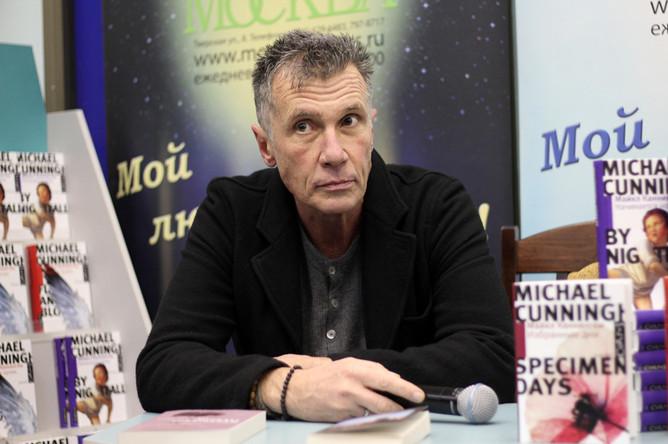 Майкл Каннингем в Москве