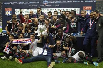 «Лион» выиграл финал с минимальным счетом