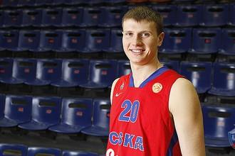 Воронцевич решил не уезжать в НБА в этом году