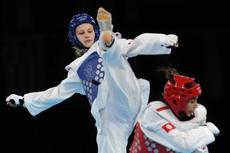 Анастасия Барышникова выиграла бронзу в тхэквондо
