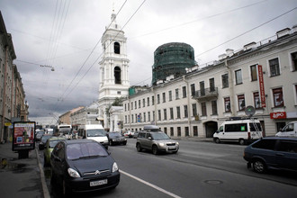 Из храма святой великомученицы Екатерины в Санкт-Петербурге украли мощи святых
