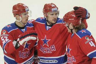 Сергей Широков установил окончательный счет в матче с «нефтехимиком