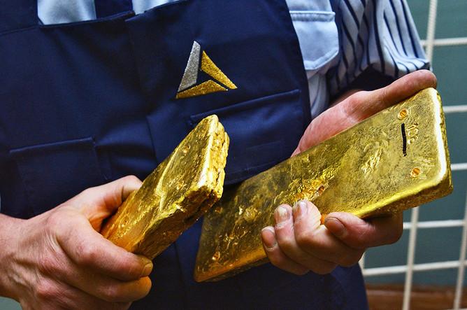 Polyus Gold Aktie