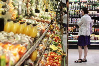 В июле индекс потребительских цен составил 100,8%, с начала года- 104,4%