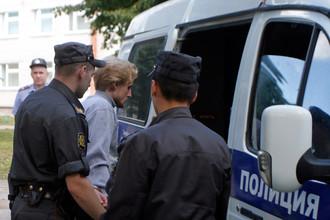 Сергей Пчелинцев, обвиняемый в убийстве псковского священника Павла Адельгейма