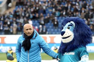 После недавнего прощания с «Зенитом» заинтересованность в Лучано Спаллетти выразил «Милан»