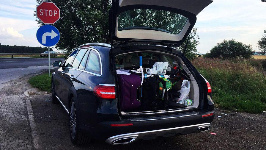 Объем багажного отсека All-Terrain составляет 640 литров