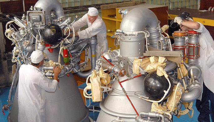 Сборка ракетных двигателей на Воронежском механическом заводе