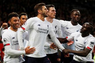 «Недостаточно хороши»: «Ливерпуль» впервые потерял очки