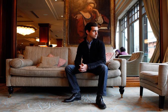 Сооснователь и глава Twitter Джек Дорси, 2010 год