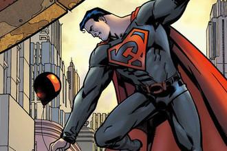 Иллюстрация из комикса «Супермен: Красный сын»