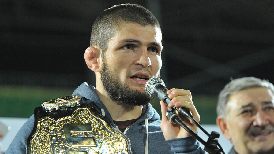 Сен-Пьер: в UFC были категорически против боя с Хабибом