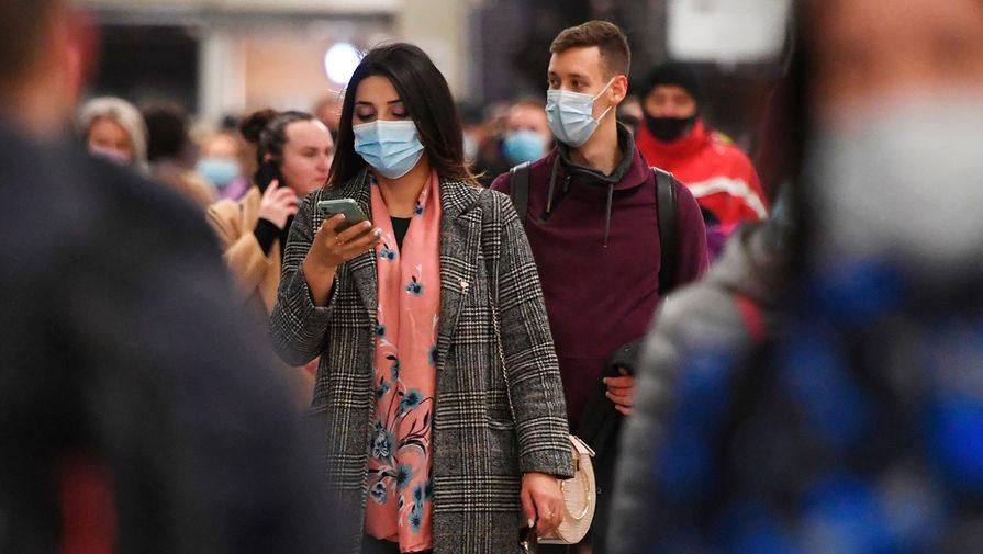 В Роспотребнадзоре объяснили рост заболеваемости коронавирусом в России