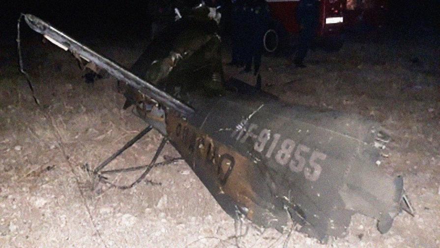«Ответ был бы сокрушительным»: МИД РФ ответил послу Азербайджана о сбитом вертолете