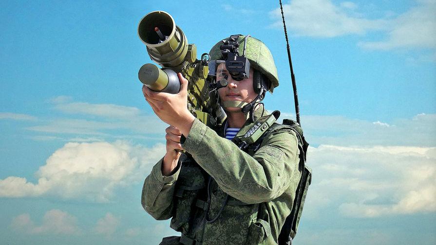 Разработку переносных зенитных ракетных комплексов повышенной дальности начали в России