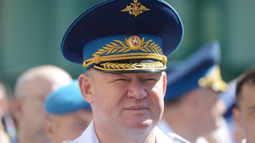«Ъ»: командующий ВДВ возглавил российскую группировку войск в Сирии