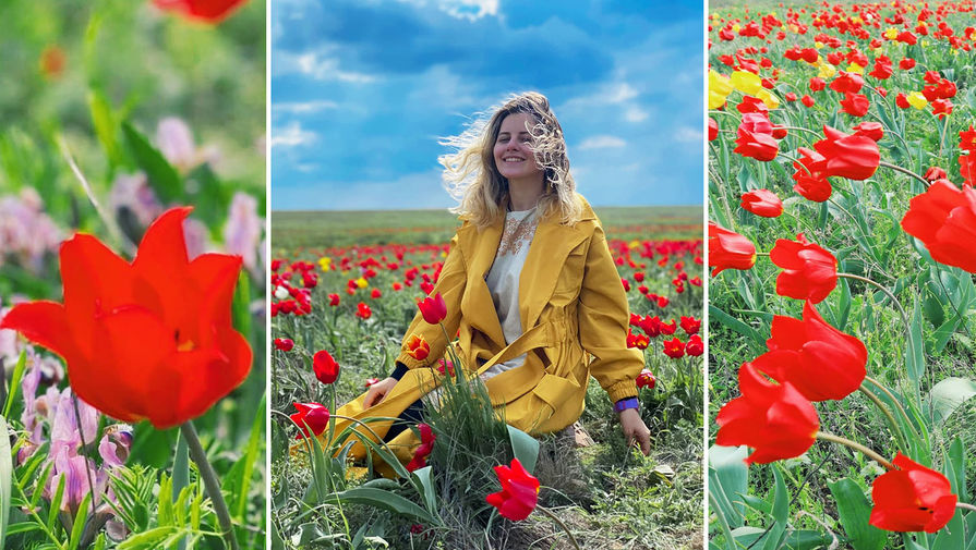 Россия в цвету: куда ехать за лучшими фотографиями