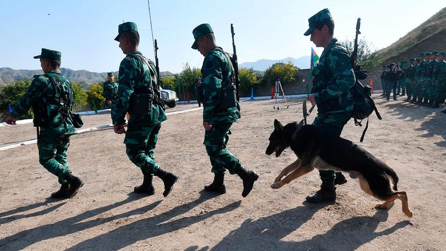 В Минобороны Азербайджана опровергли информацию о перестрелке на границе с Арменией