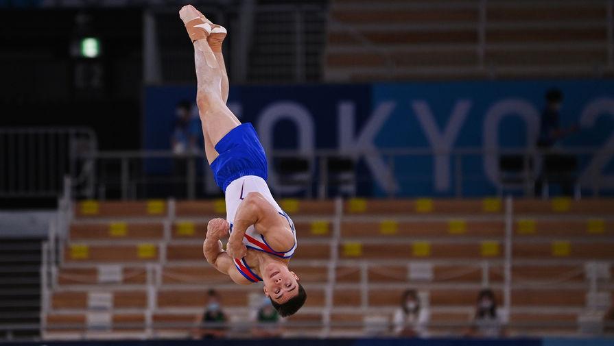 Нагорный взял бронзу Олимпиады в личном многоборье