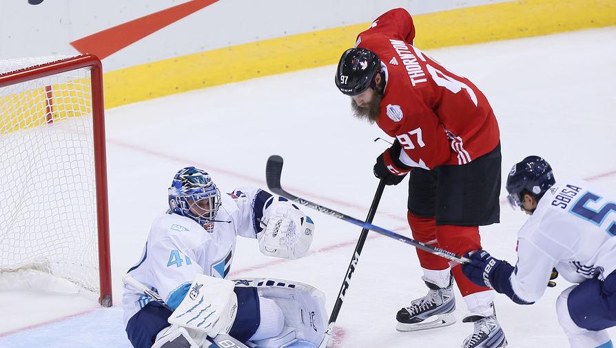 Сборная Европы не смогла остановить канадскую атаку на групповом этапе, в финальной серии сделать это будет еще сложнее