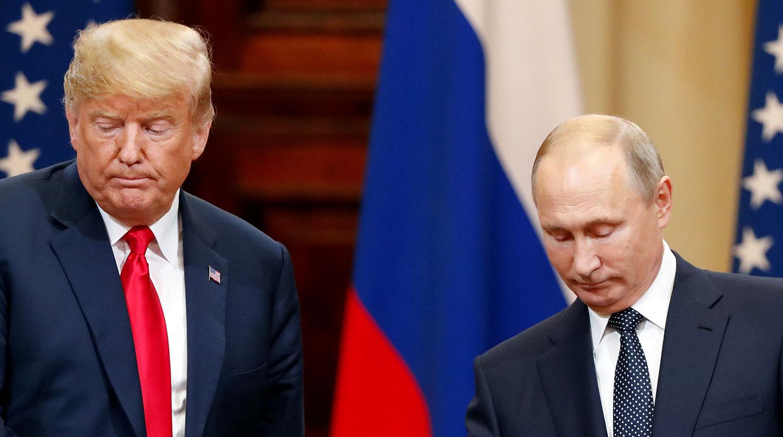 В Кремле рассказали про встречу Путина и Трампа в Осаке