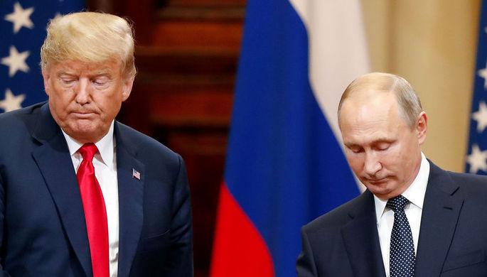 Перед выборами: Трамп хочет встретиться с Путиным