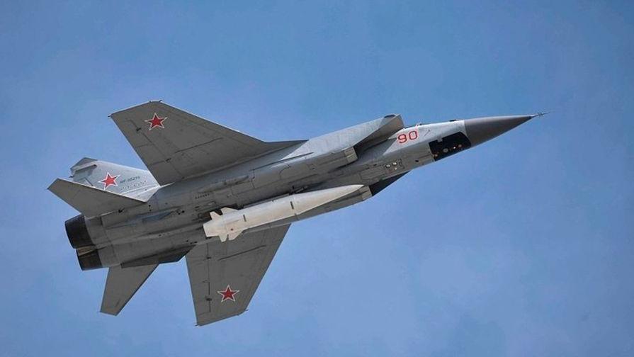 Российский гиперзвук: Кинжал» впервые показали публике