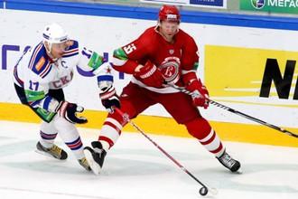 Илья Ковальчук принес победу СКА