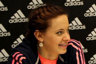 Ольга Вилухина готова побороться за победу в Гонке чемпионов