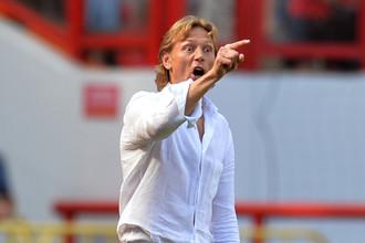 Валерию Карпину необходимо настроить своих подопечных на матч с «Санкт-Галленом»
