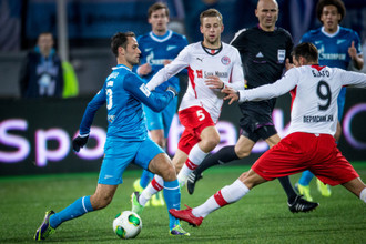Свои обязанности в матче с «Амкаром» Роман Широков выполнил честно и добросовестно