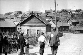 Переселение в гетто