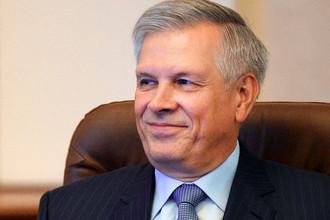 Руководитель Федеральной службы по ветеринарному и фитосанитарному надзору Сергей Данкверт