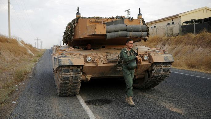 Ждет приглашения: Эрдоган готовится ввести войска в Ливию