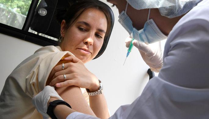 В Москве и Подмосковье стимулируют вакцинацию лотереями