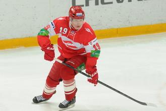 Михаил Юньков забил во втором матче подряд
