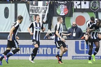 В центральном матче чемпионата Италии сыграют «Ювентус» и «Милан»