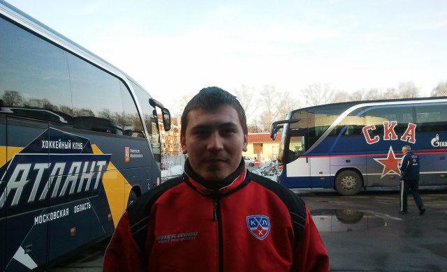 Тренер Александр Троицкий избил своего подопечного